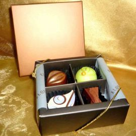 Add-On Gourmet (Fresh)Chocolate 4 pcs