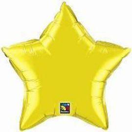 Add On Gold Star (Star-Shaped)