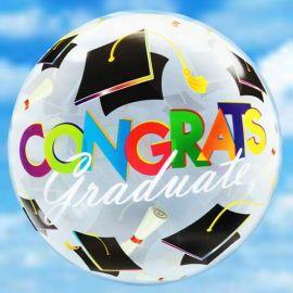 Add On Con-Grad-tulation Foil Balloon