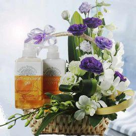 Earth Botanics - Hand & Body Lotion & Shower Gel