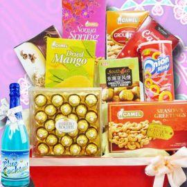 Diwali Wishes Family Hamper