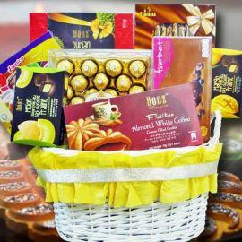 Diwali Delights Gift Basket