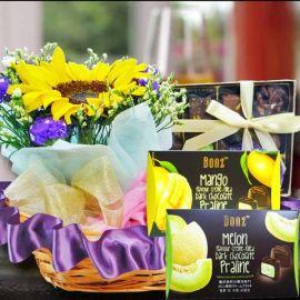 Sending Easter Day Gift Basket