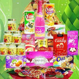Halal ( Muslim ) Gift Hamper HL015