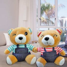 Add-On 16cm Couple Bear