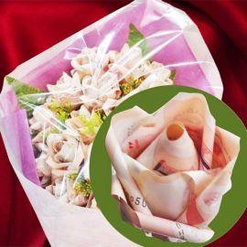 Money Roses Hand Bouquet