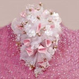 Wedding Car Pink Flowers decoration ( Pls Call Us )